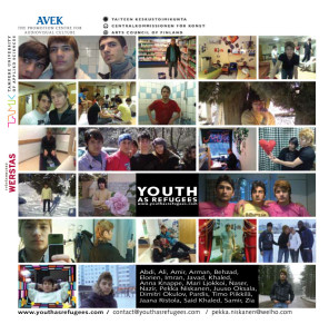 Youth as Refugees poster