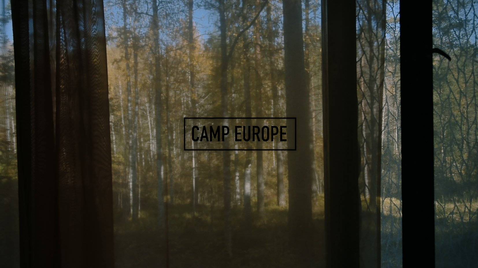 Camp Europe, screen shot